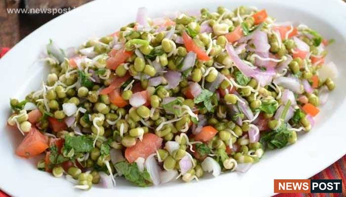 Moong Chaat recipe